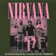 Nirvana  - Pot O' Brian Pavillion Del Mar CA - LP Vinyl