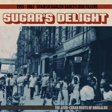 Various Artists - Sugar's Delight: 1955-1962 Spanish Harlem Dancefloor Fillers - LP Vinyl