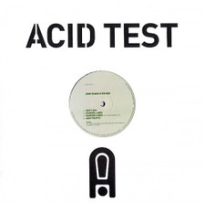 "John Tejada & Tin Man - Acid Test 10 - 12"" Vinyl"
