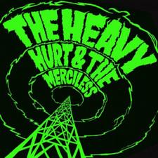 "The Heavy - Hurt & The Merciless (Indie Version) - LP Vinyl+7"""