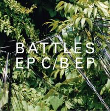 Battles - EP C/B EP - 2x LP Vinyl