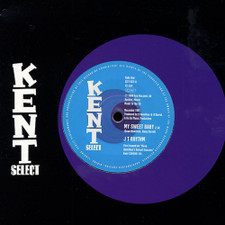 "JT Rhythm / OC Tolbert - My Sweet Baby / All I Want Is You - 7"" Vinyl"