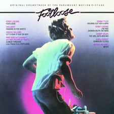 Various Artists - Footloose (Original Motion Picture Soundtrack) - LP Vinyl