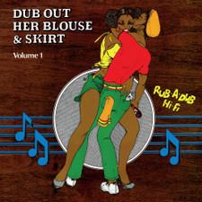Revolutionaries - Dub Out Her Blouse & Skirt Vol. 1 - LP Vinyl