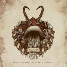 Douglas Pipes - Krampus OST - 2x LP Colored Vinyl