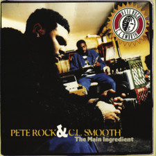 Pete Rock & CL Smooth - The Main Ingredient - 2x LP Vinyl