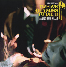 """Ghostface Killah & Adrian Younge - Death's Invitation / Let The Record Spin - 7"""" Vinyl"""