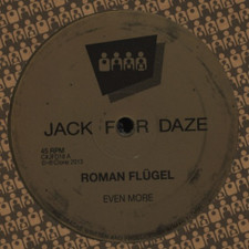 "Roman Flugel - Even More - 12"" Vinyl"