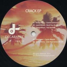 "Various Artists - Crack - 12"" Vinyl"