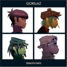 Gorillaz - Demon Days (unofficial) - 2x LP Vinyl