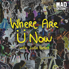 "Jack U (Skrillex & Diplo) - Where Are U Now RSD - 12"" Colored Vinyl"