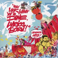 Lyrics Born - Now Look What You've Done - Greatest Hits! - 2x LP Vinyl