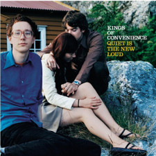 Kings Of Convenience - Quiet Is The New Loud - LP Colored Vinyl