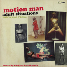 Motion Man - Adult Situations - LP Vinyl