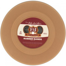 "The Alkaholiks present: E&J Soundsystem - Rubber Bands - 7"" Colored Vinyl"