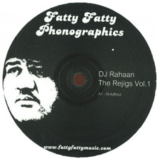 "Dj Rahaan - The Rejigs Vol. 1 - 12"" Vinyl"