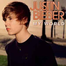 Justin Bieber - My World - LP Vinyl