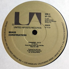 "Brass Construction - Movin' / Changin' - 12"" Vinyl"
