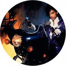 Prince - Purple Rain - Single Slipmat