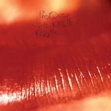 The Cure - Kiss Me Kiss Me Kiss Me - 2x LP Vinyl