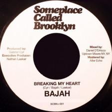 """Bajah - Breaking My Heart - 7"""" Vinyl"""