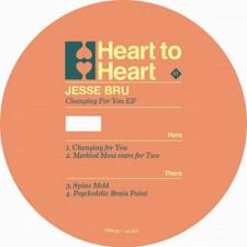 """Jesse Bru - Changing For You - 12"""" Vinyl"""
