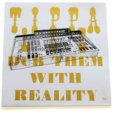 Tippa Lee - Dub Them With Reality - LP Vinyl