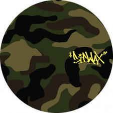 Sicwax - Camo - LP Picture Disc Vinyl