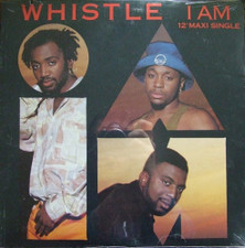 "Whistle - I Am - 12"" Vinyl"