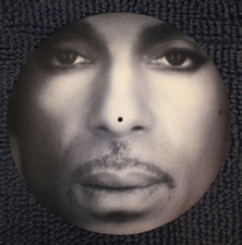 Prince - Closeup Portrait - Single Slipmat