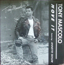 "Tony Mascolo feat. Annette Taylor - Move It - 12"" Vinyl"