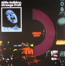 Billy Holiday - Strange Fruit - LP Colored Vinyl