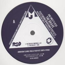 """AMJ Meets RSD - The Brave / Kana Bori - 12"""" Vinyl"""