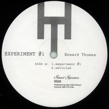 """Howard Thomas - Experiment #1 - 12"""" Vinyl"""