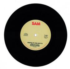 "Doris Duke - Woman Of The Ghetto - 7"" Vinyl"