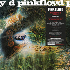 Pink Floyd - Saucerful Of Secrets (Remastered) - LP Vinyl