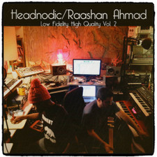 Headnodic / Raashan Ahmad - Low Fidelity High Quality Vol. 2 - LP Vinyl