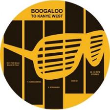 """Kanye West - Boogaloo To Kanye West - 12"""" Vinyl"""