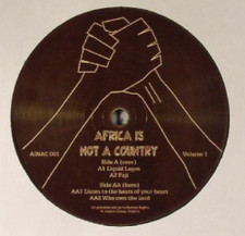 "Various Artists - Africa Is Not A Country - 12"" Vinyl"