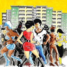 Marquis Hawkes - Social Housing - 3x LP Vinyl