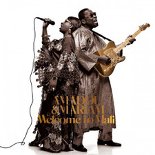 Amadou & Mariam - Welcome To Mali - 2x LP Vinyl+CD