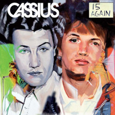 Cassius - 15 Again - 2x LP Vinyl+CD