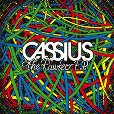 """Cassius - The Rawkers Ep - 12"""" Vinyl"""