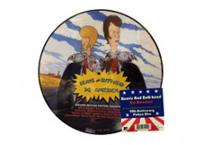 Various Artists - Beavis & Butt-Head Do America - Original Motion Picture Soundtrack - LP Picture Disc Vinyl