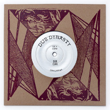 "Dub Dynasty - Dub Cure / Kut - 7"" Vinyl"