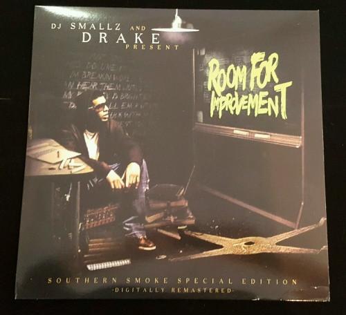 Drake - Room For Improvement - 2x LP Vinyl - Ear Candy Music