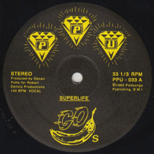 "Superlife - Go Bananas - 12"" Vinyl"