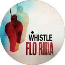 """Flo Rida - Whistle Remixes - 12"""" Vinyl"""
