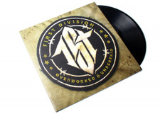 First Division - Overworked & Underpaid - 2x LP Vinyl
