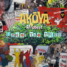 Akoya Afrobeat Ensemble - Under The Tree - LP Vinyl